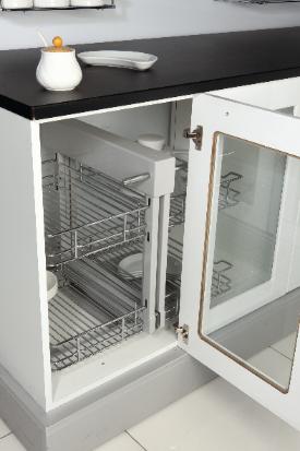 výsuvný systém do roků kuchyňských linek B_1