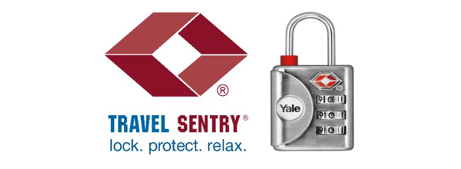 Cestování bez obav díky Travel Sentry zámkům